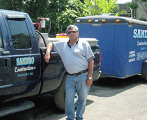 Sandro construction NJ