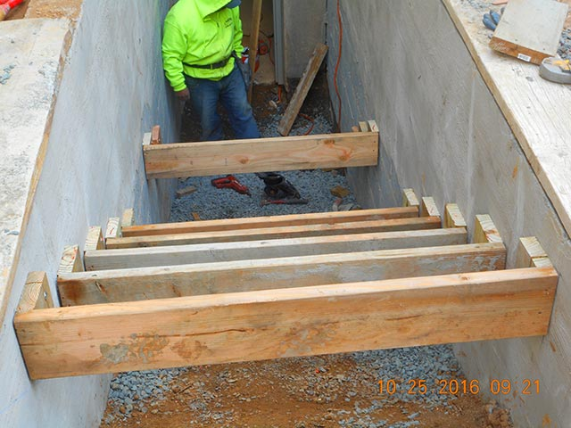 Stairs construction NJ