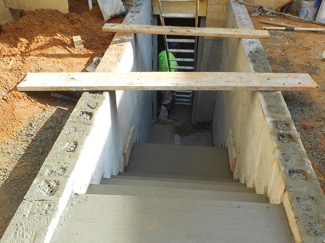 stairs home construction NJ