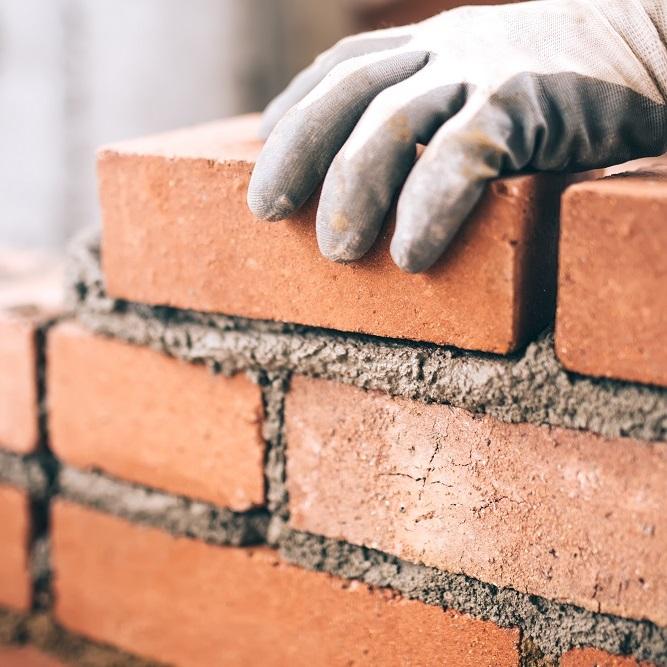 Sandro brick construction